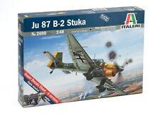 Italeri Modellino Aereo Scala 1 48 JU 87 B 2 Stuka