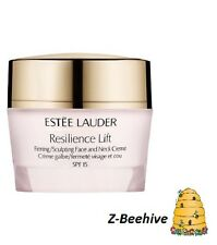 Estee Lauder Resilience Lift Firming Sculpting for Face and Neck,  New