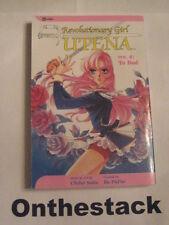 MANGA:  Revolutionary Girl Utena Vol. 4: To Bud by Chiho Saito (Paperback, 2003)