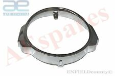 VESPA PX 125 200 STELLA CHROME PLATED HEADLIGHT RIM SURROUND BEZEL @ECspares