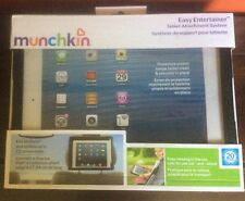 Munchkin Easy Entertainer On-The-Go Tablet Attachment System Car Vacation