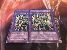 Yu-Gi-Oh Gladiator Beast Gaiodiaz GLAS-EN043! Rare! 1st! X2! LP