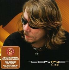 LENINE (OSVALDO LENINE MACEDO PIMENTEL) - IN CITE NEW CD