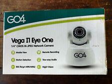 "VEGA I1 EYE ONE 1/4"" CMOS M-JPEG NETWORK CAMERA NEW"