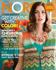Noro Magazine Issue #6 Get Creative With Color! (Spring-Summer 2015)