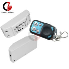 Sonoff 433 MHz Wifi Inalámbrico RF modulo Casa Inteligente Interruptor Con Control Remoto
