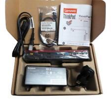 NEW Lenovo ThinkPad Thunderbolt 3 Dock Docking Station 40AC0135US