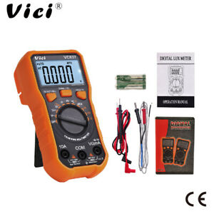 VC837 LCD Digital Auto Voltmeter Ammeter Ohmmeter Multimeter Volt AC/DC Tester