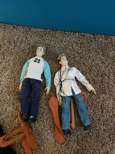 NSYNC JUSTIN TIMBERLAKE LANCE BASS DOLL  MARIONETTE ACTION FIGURE LIVING TOYZ