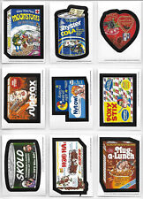Wacky Packages Old School Series 5 Set 33 Cards & Wrapper