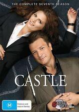CASTLE COMPLETE SEASON 7 : NEW DVD