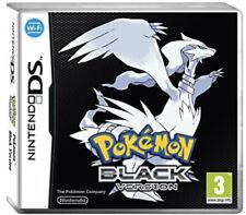 *Pokemon Black Version - Nintendo DS 2010 Game*
