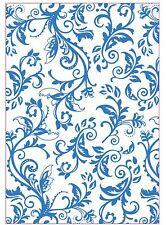 Sizzix Botanical Swirls Plus Embossing folder #660579 MSRP $12.99 by R. Bright