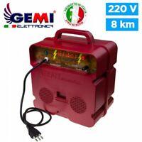 Elettrificatore E/220 EXTRAFORTE per recinti elettrici recinzioni elettrificate
