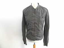 Diesel J Bomber Giacca Jacket Grey Mens Size 50 Box42 04 J