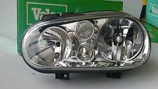 VW Golf MKIV  Front Headlamp  LH 97-03   NEW  OE no  1J2941017A  H7 +H1 Halogen