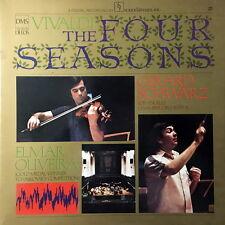 AUDIOPHILE - ELMAR OLIEIRA / Vivaldi THe Four Seasons / DELOS DMS 3007