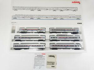 Märklin Streamliner-Set Amtrak 43600 Spur H0 in OVP