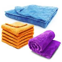 Edgeless Microfibre Cloth Towel Car Microfiber Polishing Drying Pure Definition