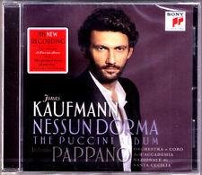 Jonas KAUFMANN THE PUCCINI ALBUM Nessun Dorma Tosca Manon Lescaut PAPPANO CD Neu