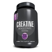 ADEPT NUTRITION Creatine Monohydrate Powder (200 Servings)
