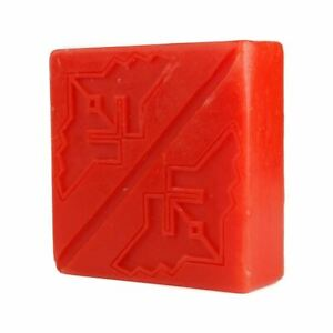 Fracture Skateboards Wings Skate Wax Red