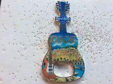 Hard Rock Cafe Nice V16 Bottle Opener Magnet Guitar Shape