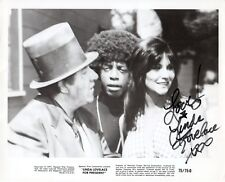 "LINDA LOVELACE ""Deep Throat"" Signed Autographed original movie photo still"