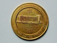 Fort Frances Ontario CANADA 1867-1967 Centennial Trade DOLLAR Token scarce