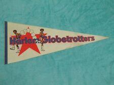 1970's HARLEM GLOBETROTTERS FULL SIZE PENNANT