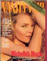 7 Vanity Fair Magazines  Pfeiffer  Roberts  Barr  Streisand  Douglas  Reese Diaz