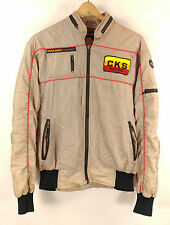 Vintage Style Auto Competition - CKS Racing = Windbreaker Jacket Size L