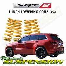 JEEP SRT8 LOWERING COILS - 30mm LOW COIL SPRINGS (Set of 4)