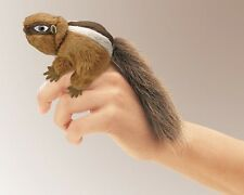 CHIPMUNK Finger Puppet # 2637 ~FREE SHIPPING/USA ~ Folkmanis Puppets