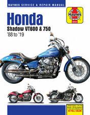 1988-2019 Honda Vlx 600 Vt 750 Shadow Spirit Aero Ace Phantom Repair Manual (Fits: Honda)