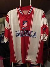 Camiseta Futbol Baraja Atletico Madrid Valencia Reebok 99/00