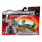 TRANSFORMERS ROBOTS IN DISGUISE X-BRAWN 2001 Silver New