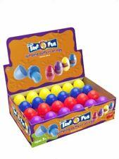 More details for smiffys scotland st. andrews crossbox of 24plastic egg pasta spring balls