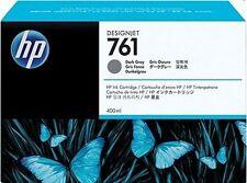 ORIGINAL HP CM996A CM996 HP761 HP Cartridge Dark Gray DesignJet T7100 7100