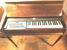 Vintage c.1950's Sonola Italy Electric Chord Organ Accordion Piano Keyboard Rare