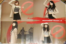 Korean Idol miss A Independent Women pt.III 2012 Taiwan Promo Poster