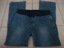 Womens MOTHERHOOD MATERNITY stretch jeans, M