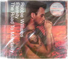 ROBBIE WILLIAMS CD ETERNITY 5 Track ARGENTINA EP w/ 2 Videos SEALED! Toxic Rare