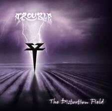 """TROUBLE """"THE DISTORSION FIELD"""" PURPLE VINYL DOUBLE LP LTD NEW"""