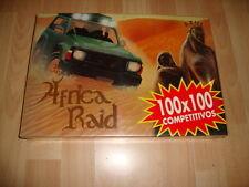 AFRICA RAID JUEGO DE MESA DE LA CASA AZUL 4 JUEGOS NUEVO PRECINTADO