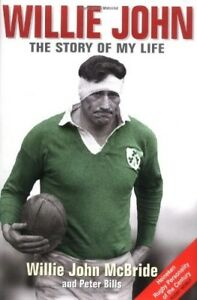 Willie John: The story of my life, Bills, Peter, McBride, Willie John, New Book