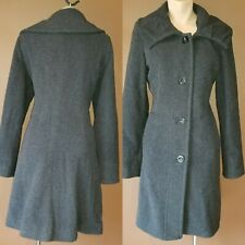 George Simonton wool blend gray Winter coat, size 6