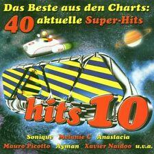 Viva Hits 10 (2000) Sonique, Mauro Picotto, Das Bo, Melanie C, Anastaci.. [2 CD]