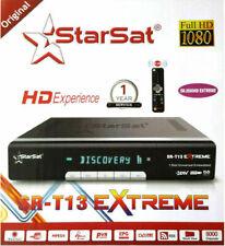 Starsat sr-2000HD Extreme Empfänger + Forever Server + sstv + Apollo + Vod...