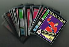 2019-20 O-Pee-Chee Retro Black Border # /100 Parallel Cards #1-600 U-Pick